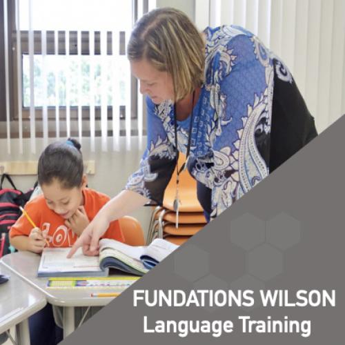 FUNDATIONS WILSON LANGUAGE TRAINING (K-2)